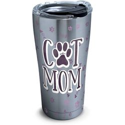Tervis 20 oz. Stainless Steel Cat Mom Tumbler