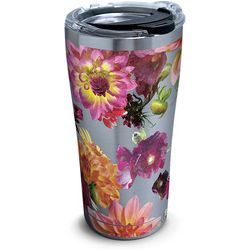 Tervis 20 oz. Stainless Steel Romantic Floral Tumbler