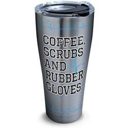 Tervis 30 oz. Stainless Steel Coffee & Scrubs Tumbler
