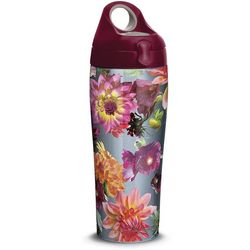 Tervis 24 oz. Stainless Steel Romantic Floral Water Bottle