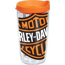Tervis 16 oz. Harley Davidson Tumbler With Lid