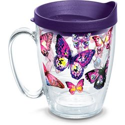 Tervis 16 oz. Butterfly Passion Mug