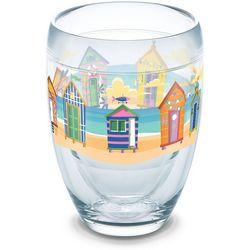 Tervis 9 oz. Bright Cabanas Stemless Wine Glass