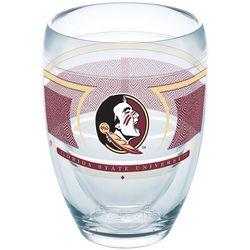 Tervis 9 oz. Florida State Stemless Wine Glass