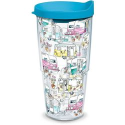 Tervis 24 oz. Coloful Camper Tumbler