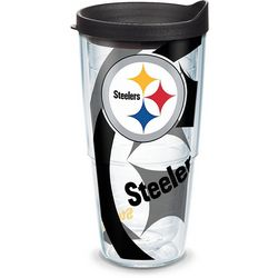 Tervis 24 oz. Pittsburgh Steelers Tumbler With Lid
