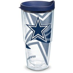Tervis 24 oz. Dallas Cowboys Tumbler With Lid