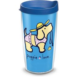 Tervis 16 oz. Bikini Puppie Love Tumbler With Lid