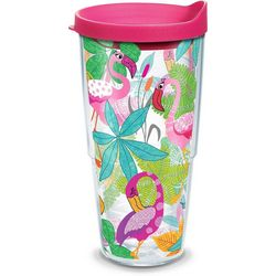 Tervis 24 oz. Flamingo Fun Tumbler With Lid
