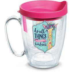 Tervis 16 oz. Simply Southern Giraffe Kindness Mug