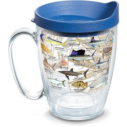 Tervis 16 oz. Guy Harvey Charts Mug