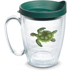 Tervis 16 oz. Sea Turtle Travel Mug