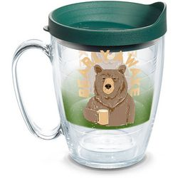 Tervis 16 oz. Bearly Awake Travel Mug