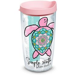 Tervis 16 oz. Simply Southern Save Them Turtle Tumbler