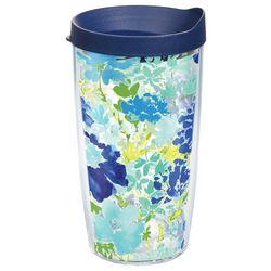 Tervis 16 oz. Fiesta Meadow Floral Travel Tumbler
