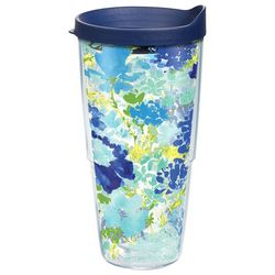 Tervis 24 oz. Fiesta Meadow Floral Travel Tumbler