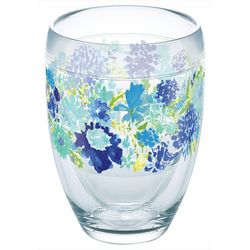 Tervis 9 oz. Fiesta Meadow Floral Stemless Wine Glass