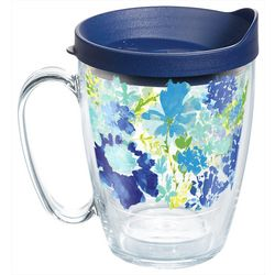 Tervis 16 oz. Floral Meadow Mug With Lid
