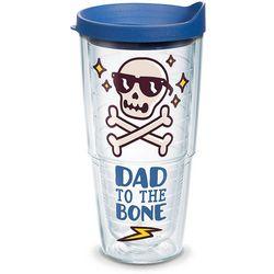 Tervis 24 oz. Dad To The Bone Travel Tumbler