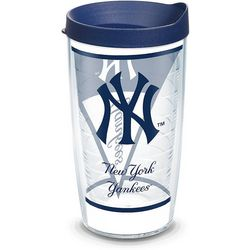 Tervis 16 oz. New York Yankees Batter Up Tumbler With Lid