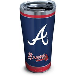 Tervis 20 oz Stainless Steel Atlanta Braves Home Run Tumbler