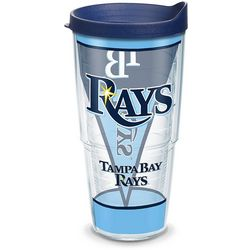 Tervis 24 oz. Tampa Bay Rays Batter Up Tumbler With Lid