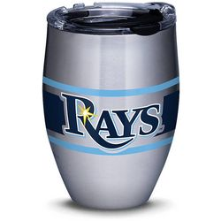 Tervis 12 oz. Stainless Steel Tampa Bay Rays Wine Tumbler