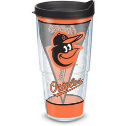 Tervis 24 oz. Baltimore Orioles Batter Up Tumbler With Lid