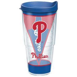 Tervis 24 oz. Phillies Batter Up Tumbler With Lid