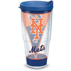 Tervis 24 oz. New York Mets Batter Up Tumbler With Lid
