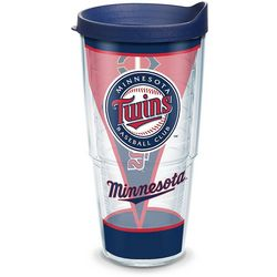 Tervis 24 oz. Minnesota Twins Batter Up Tumbler With Lid