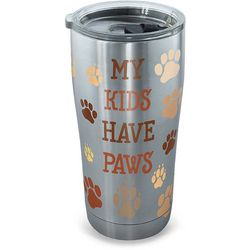 Tervis 20 oz. Stainless Steel Kids Paws Tumbler