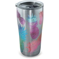Tervis 20 oz. Stainless Steel Pineapple Tumbler
