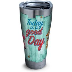 Tervis 30 oz. Stainless Steel Good Day Cabana Tumbler