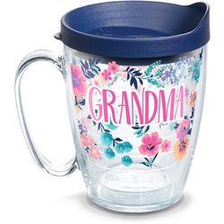 Tervis 16 oz. Grandma Dainty Floral Travel Mug