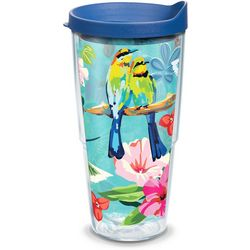 Tervis 24 oz. Bright Birds Tumbler With Lid
