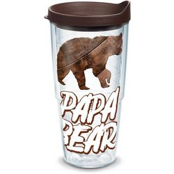 Tervis 24 oz. Papa Bear Tumbler With Lid