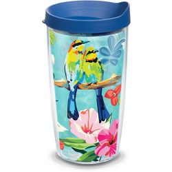 Tervis 16 oz. Bright Birds Tumbler With Lid