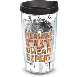 Tervis 16 oz. Measure Cut Tumbler With Lid