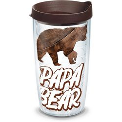 Tervis 16 oz. Papa Bear Tumbler With Lid