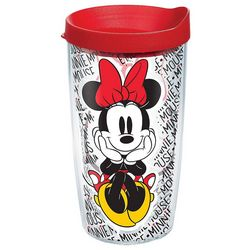 Tervis 16 oz. Disney Minnie Mouse Name Tumbler With Lid