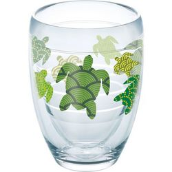 Tervis 9 oz. Turtle Stemless Wine Glass