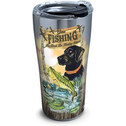 Tervis 20 oz. Stainless Steel Guy Harvey Fishing Tumbler