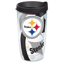 Tervis 16 oz. NFL Pittsburgh Steelers Travel Tumbler