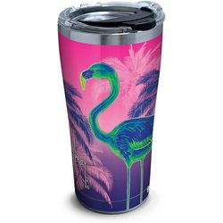 Tervis 20 oz. Stainless Steel Guy Harvey Flamingo Tumbler