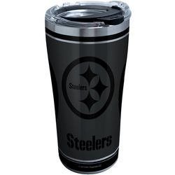 Tervis 20 oz. Stainless Steel NFL 100 Steelers Tumbler