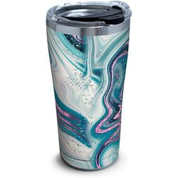 Tervis 20 oz. Stainless Steel Marble Travel Tumbler