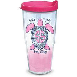 Tervis 24 oz. Simply Southern Happy Turtle Tumbler With Lid