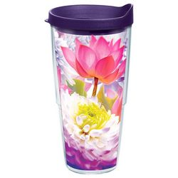 Tervis 24 oz. Floral Filter Tumbler With Lid