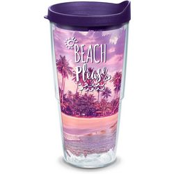 Tervis 24 oz. Beach Please Tumbler With Lid